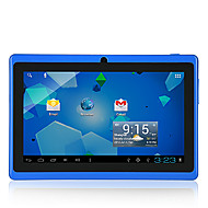A33 7 Inch Android Tablet (Android 4.4 800*480 Quad Core 512MB RAM 4GB ROM)