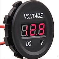 DC 12V-24V Car Digital LED Voltage Electric Volt Meter Monitor Indicator Tester