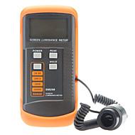 SM208 Portable Screen Luminance Meter Screen Brightness Light Meter (0.01-39990cd/m2)