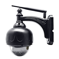 Easyn® Waterproof PTZ Wifi 960P IP Camera with 3X Digital Zoom and Nightvision