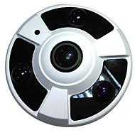 360 Degree HD AHD  Fisheye Camera
