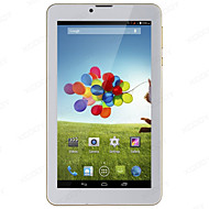 THTF M706 7'' Android 4.4 Tablet PC Dual Core 4GB Camera GPS 3G Dual Sim Smartphone(Dual Core 1024*600 512MB + 4GB)