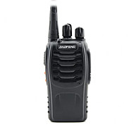 BAOFENG BF-888S UHF FM Transceiver High Illumination Flashlight Walkie Talkie