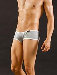 Men's Elastic/Roman Knit Boxer Briefs