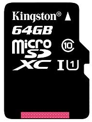 Kingston 64GB Micro SD Card TF Card memory card UHS-1 Class10