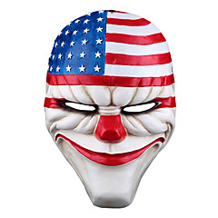 Halloween Masks / Masquerade Masks Movie Character Holiday Supplies Halloween / Masquerade 1Pcs