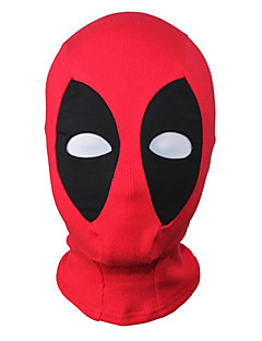 Deadpool Mutant Wilson Cosplay Mask Hood Balaclava Face Adjustable Halloween Unisex