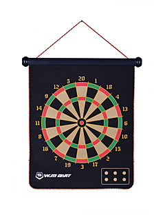 Winmax® 15 Inch Magnetic Dartboard with Six Pcs Magnetic Darts