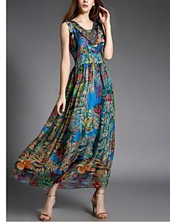566d2b56facd Street I-byen-tøj Skede Kjole Trykt mønster